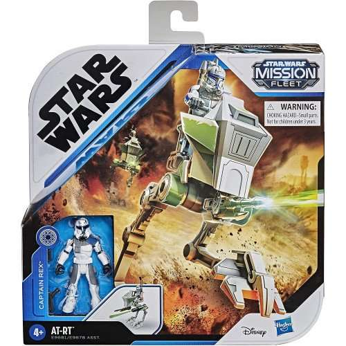 AT-RT with Captain Rex Mission Fleet