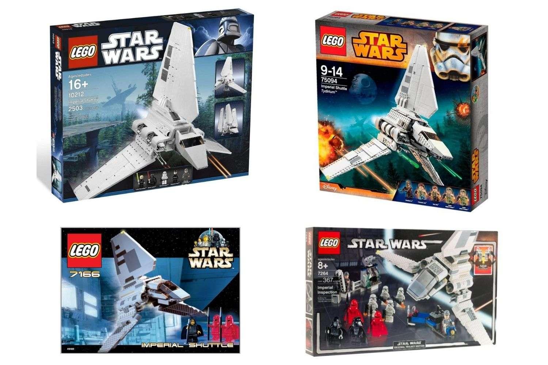Best LEGO Star Wars Imperial Shuttle sets