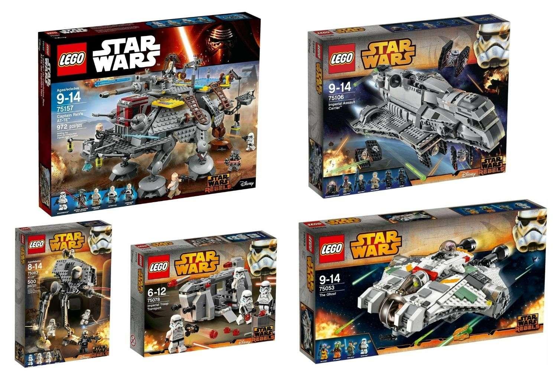 LEGO Star Wars Rebels Sets