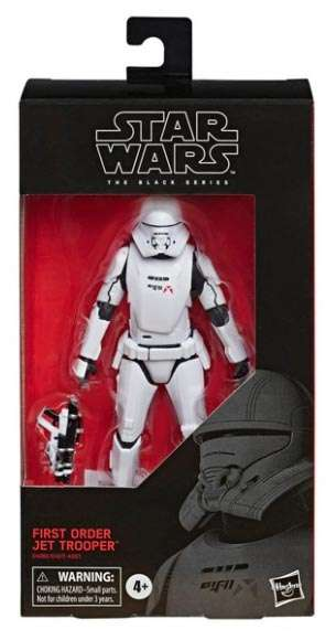Black Series First Order Jet Trooper