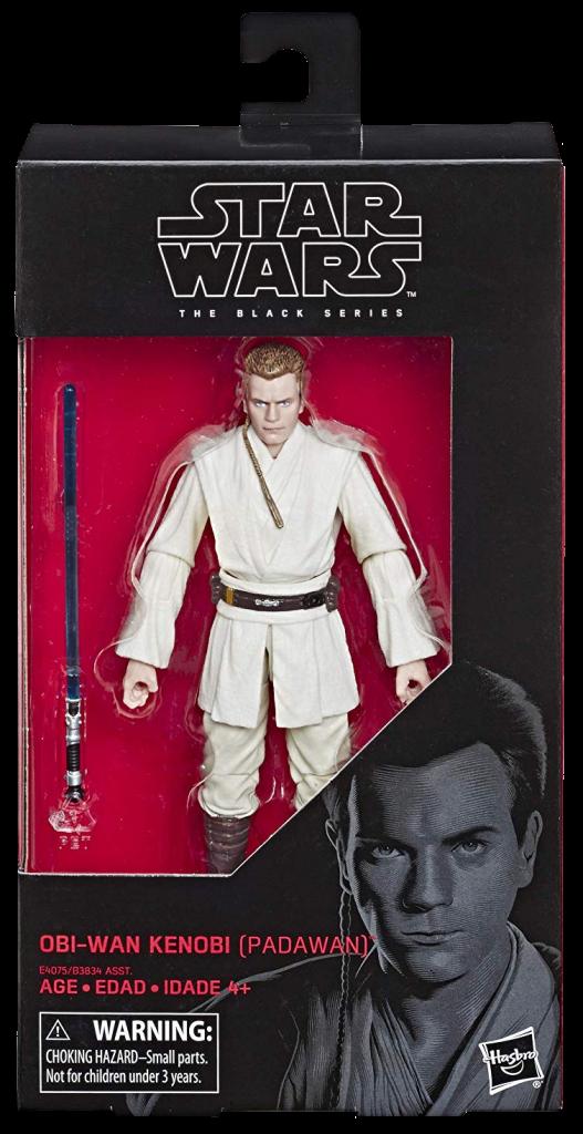 Black Series Obi-Wan Kenobi (The Phantom Menace)