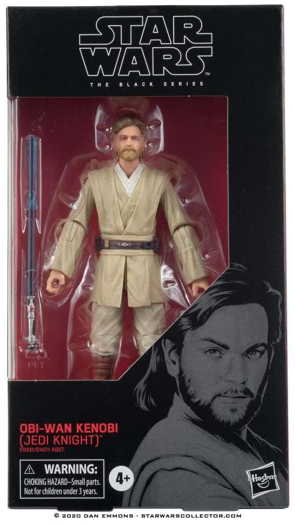 Black Series Obi-Wan Kenobi Jedi Knight