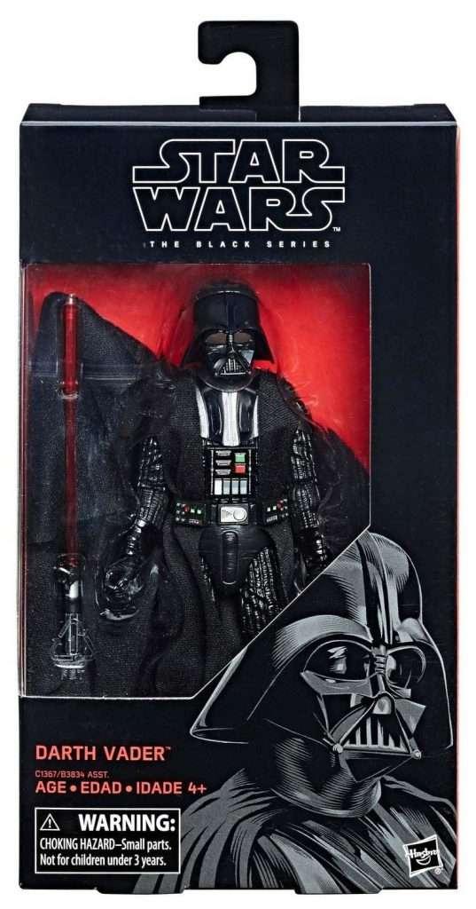 Black Series Darth Vader ( A New Hope)