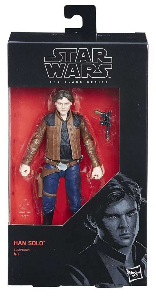 Black Series Han Solo ( Solo: A Star Wars Story)
