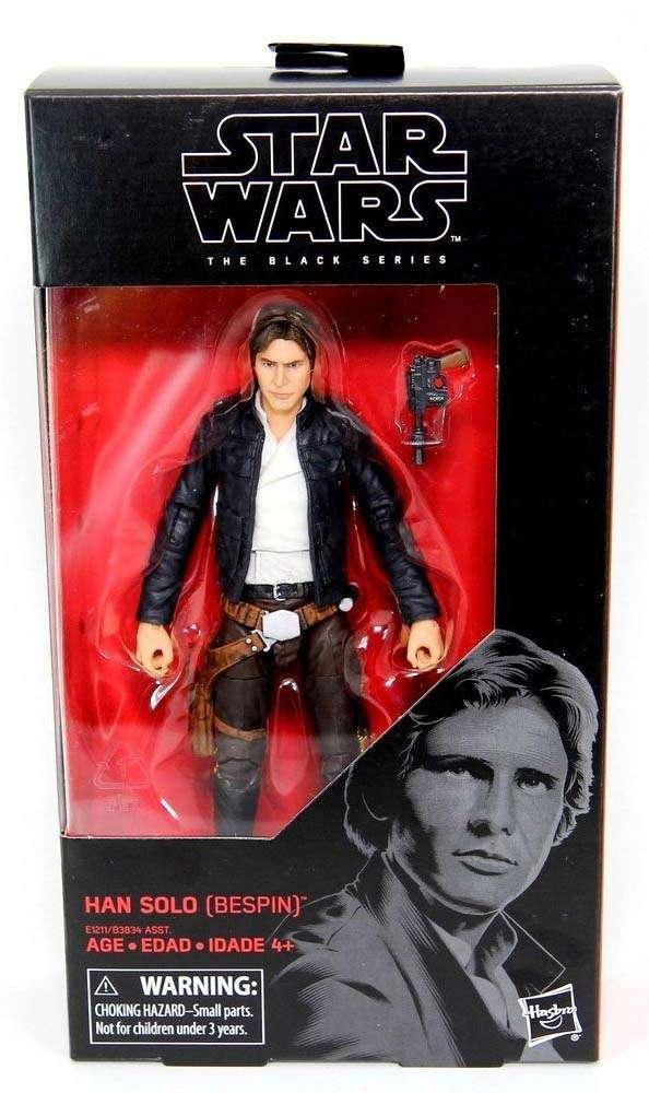 Black Series Han Solo (Bespin)