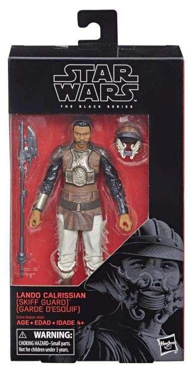 Black Series Lando Calrissian Skiff Guard Disguise