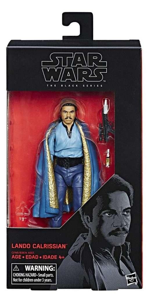 Black Series Lando Calrissian (The Empire Strikes Back)