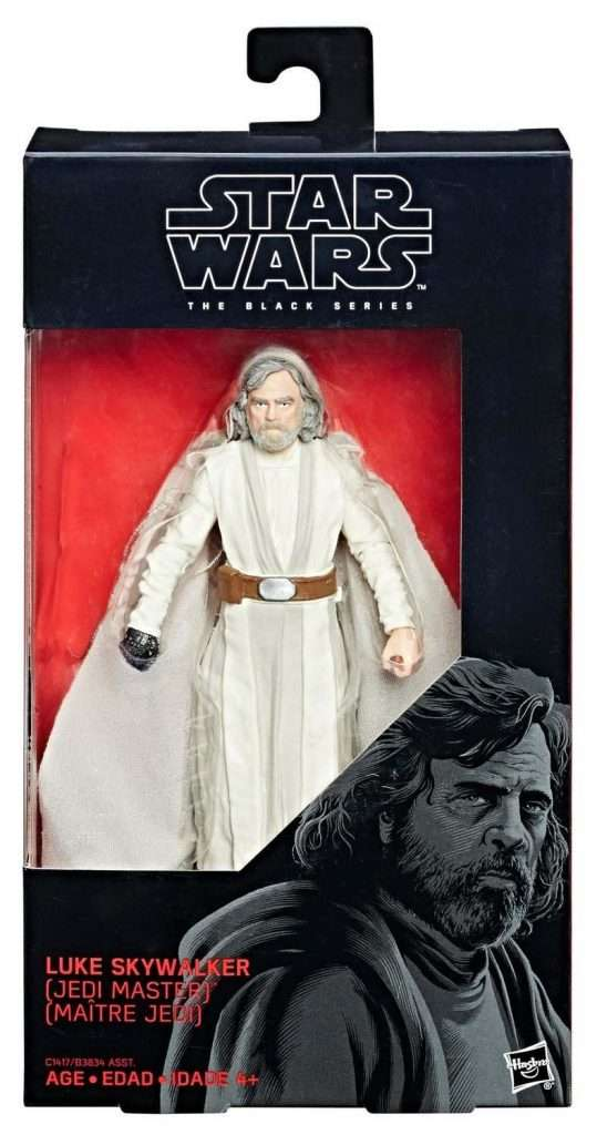 Black Series Luke Skywalker Jedi Master