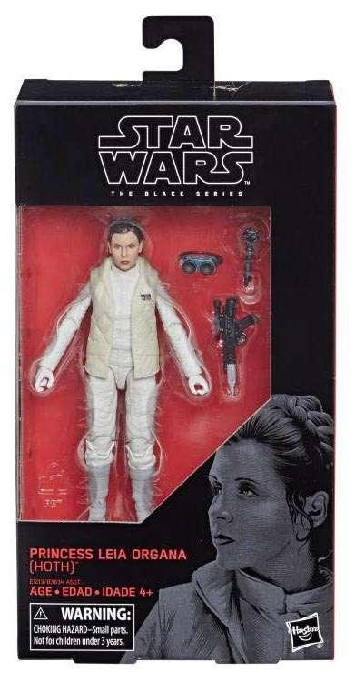Black Series Princess Leia Organa (Hoth)