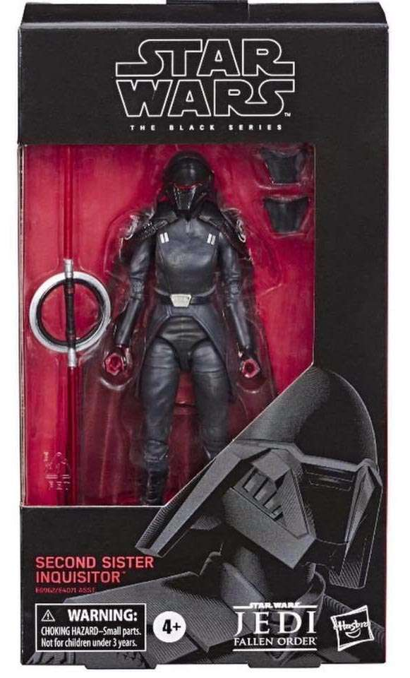 Black Series Second Sister Inquisitor