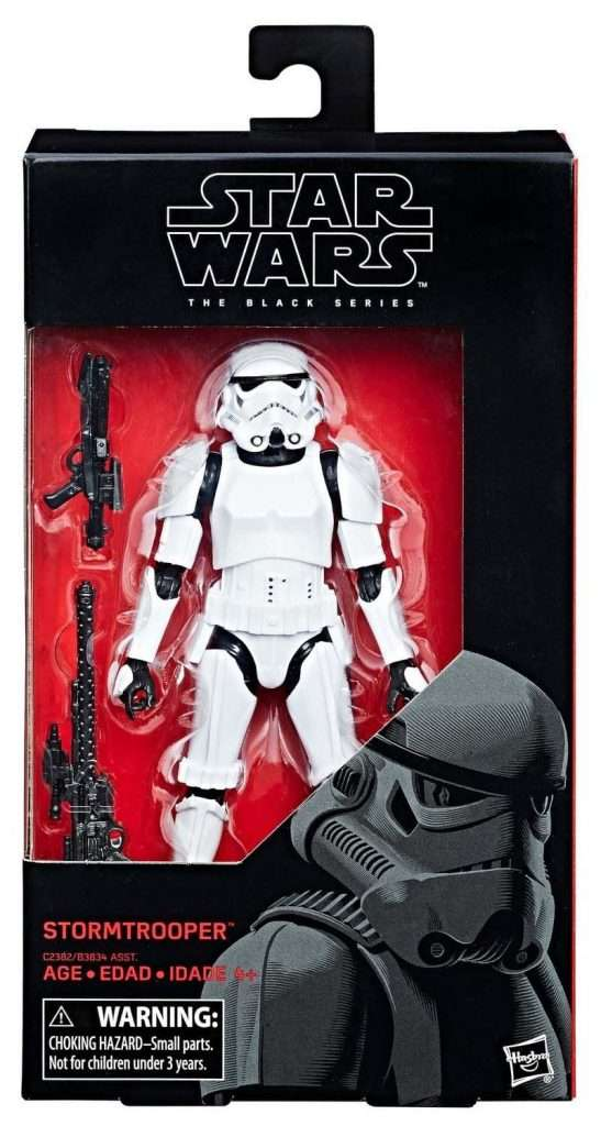 Black Series Stormtrooper (A New Hope)