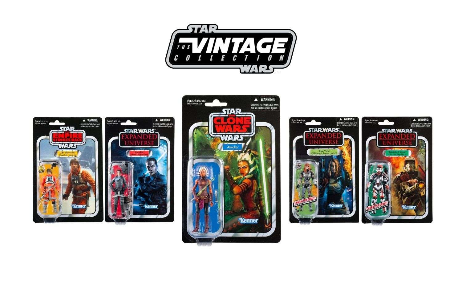 Most Expensive Star Wars The Vintage Collection Figures