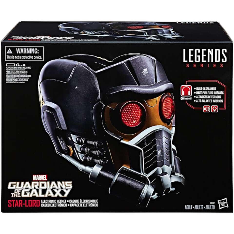 Marvel Legends Series Star Lord Helmet
