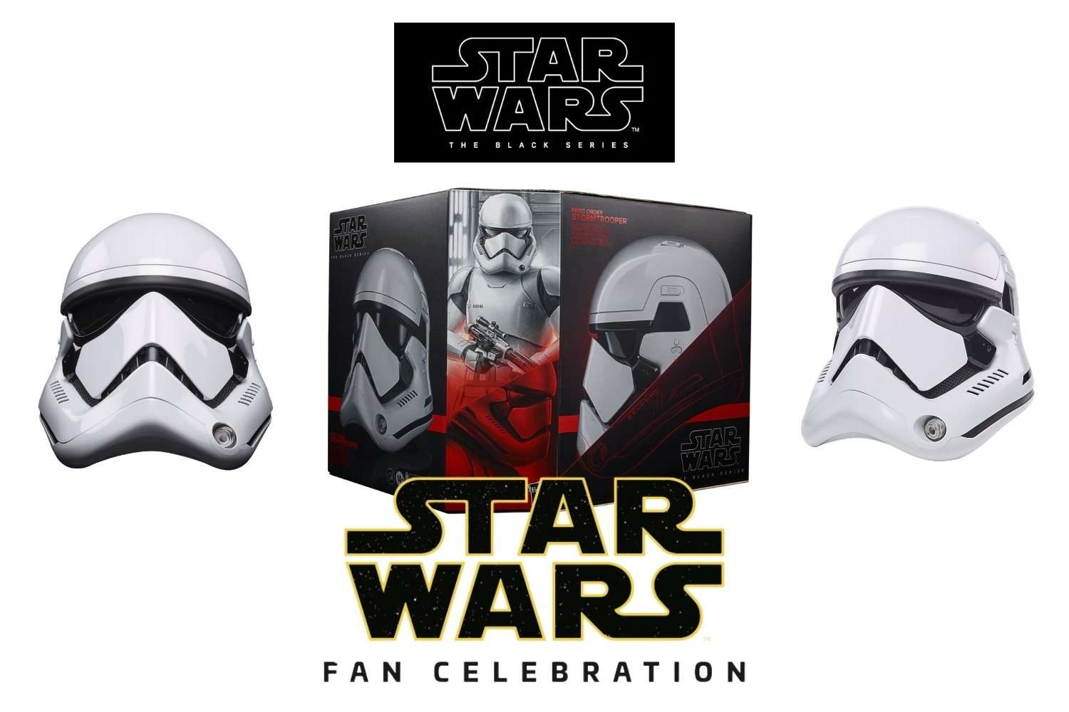 Black Series First Order Stormtrooper exclusive reveal