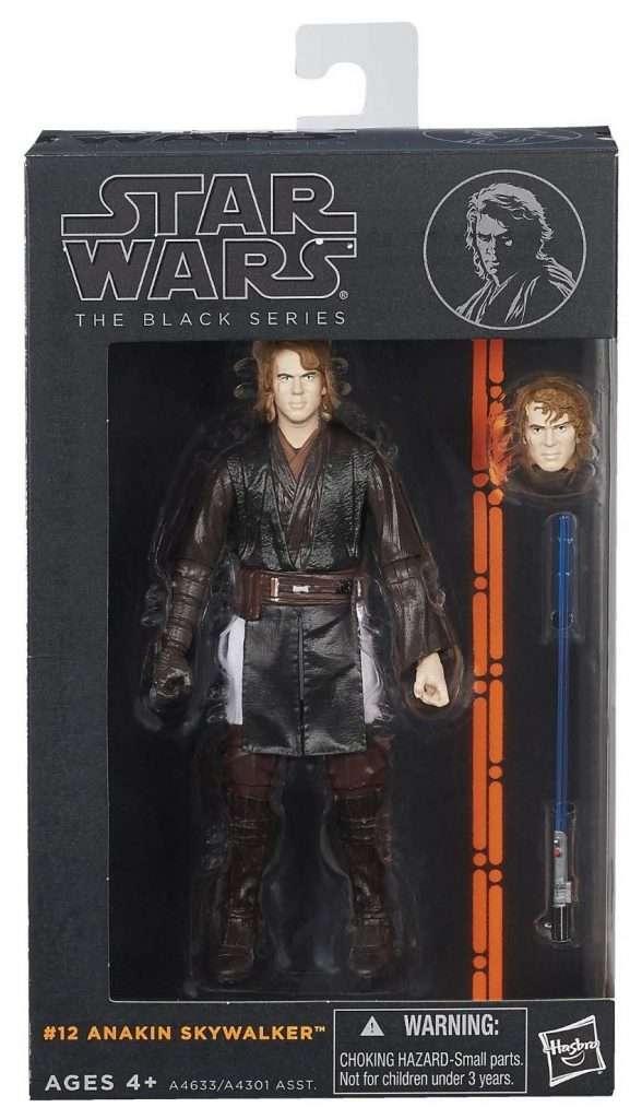 Black Series Anakin Skywalker (Revenge of the Sith)