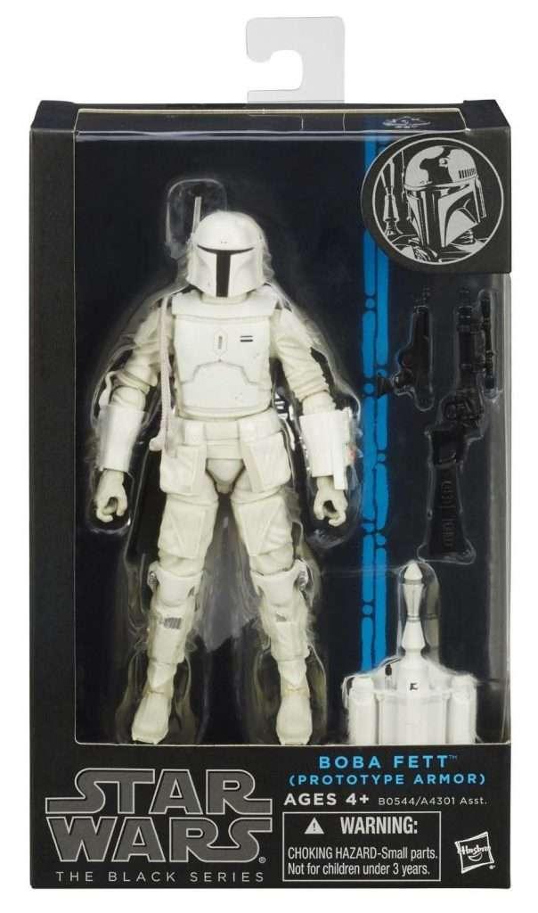 Black Series Boba Fett Prototype Armor