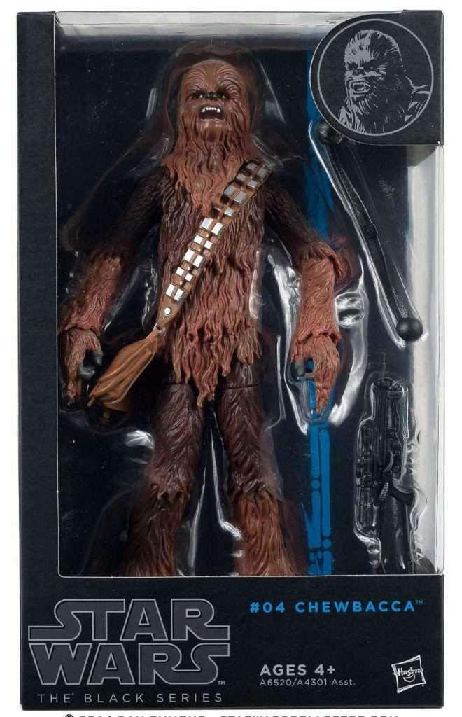 Black Series Chewbacca