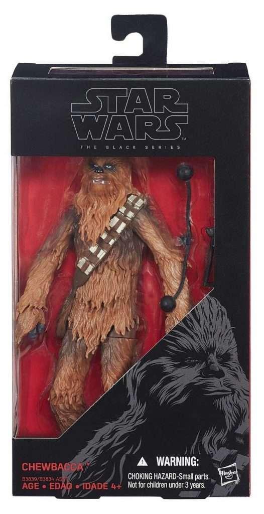 Black Series Chewbacca (The Force Awakens)