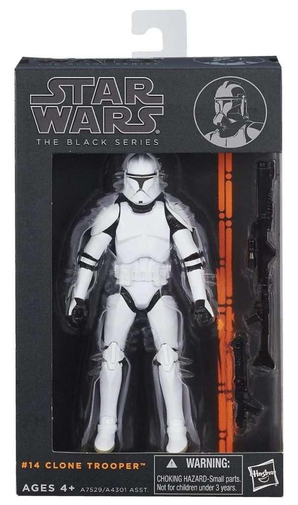 Black Series Phase 1 Clone Trooper