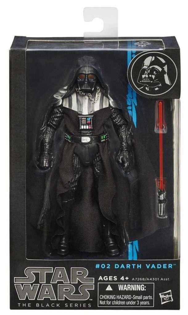 Black Series Darth Vader