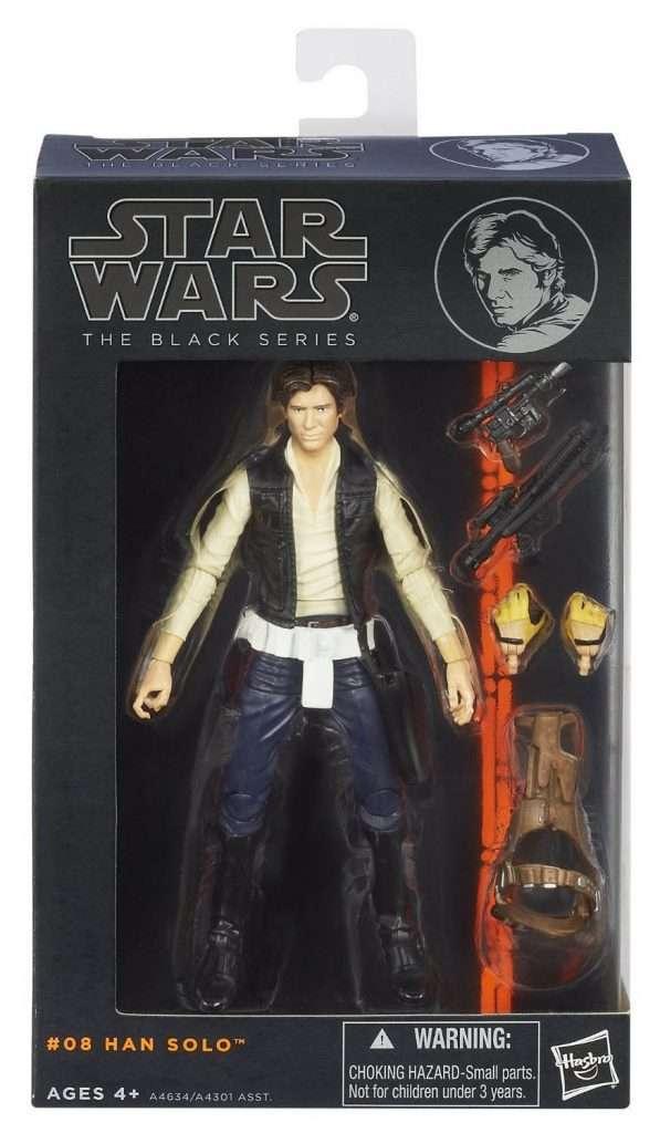 Black Series Han Solo (A New Hope)