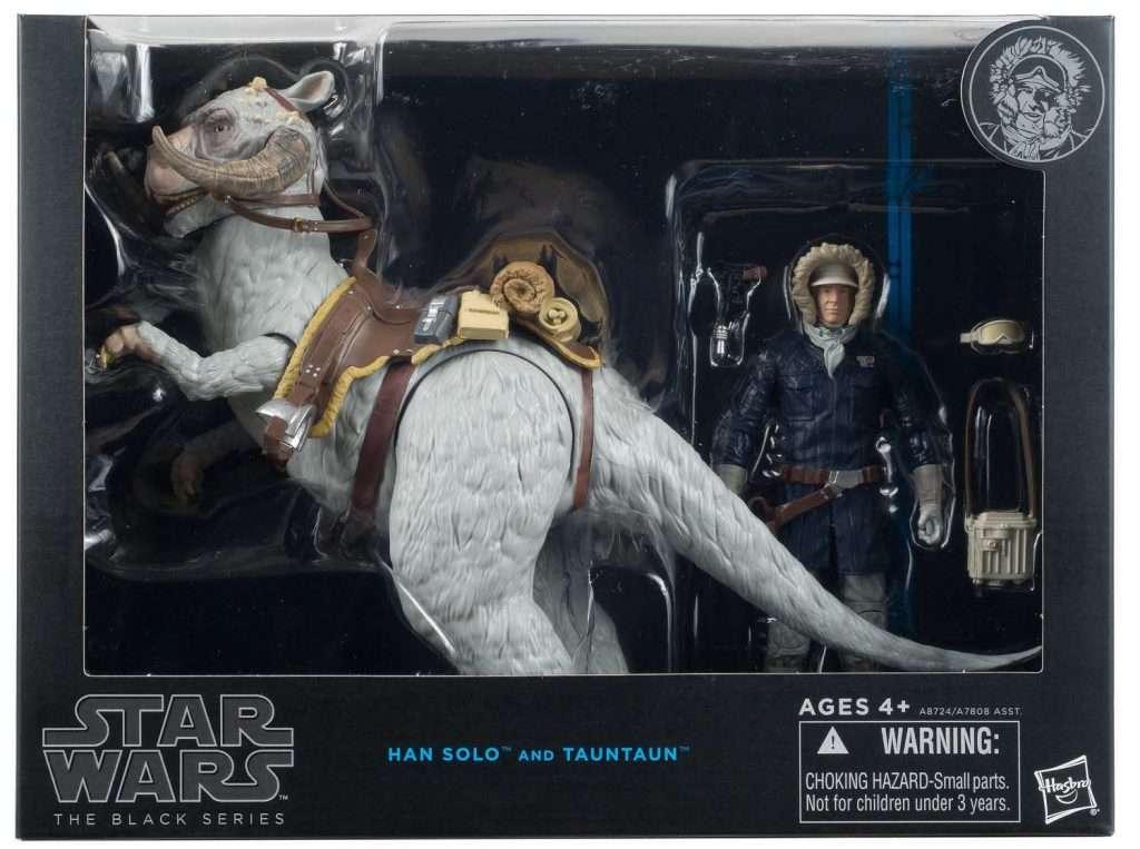 Han Solo with Tauntaun