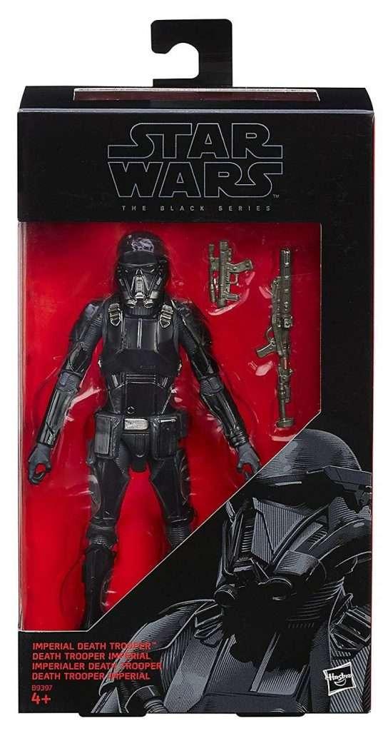 Black Series Imperial Death Trooper
