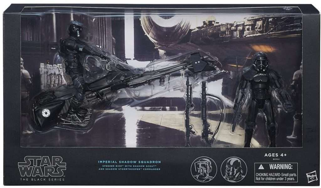 Black Series Imperial Shadow Squadron