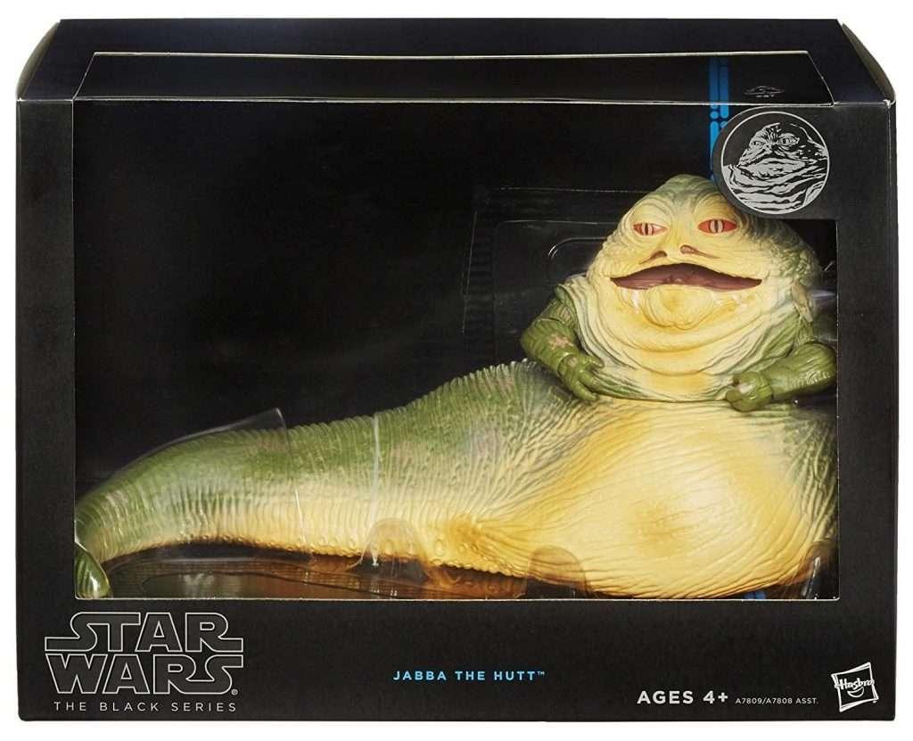 Black Series Jabba the Hutt
