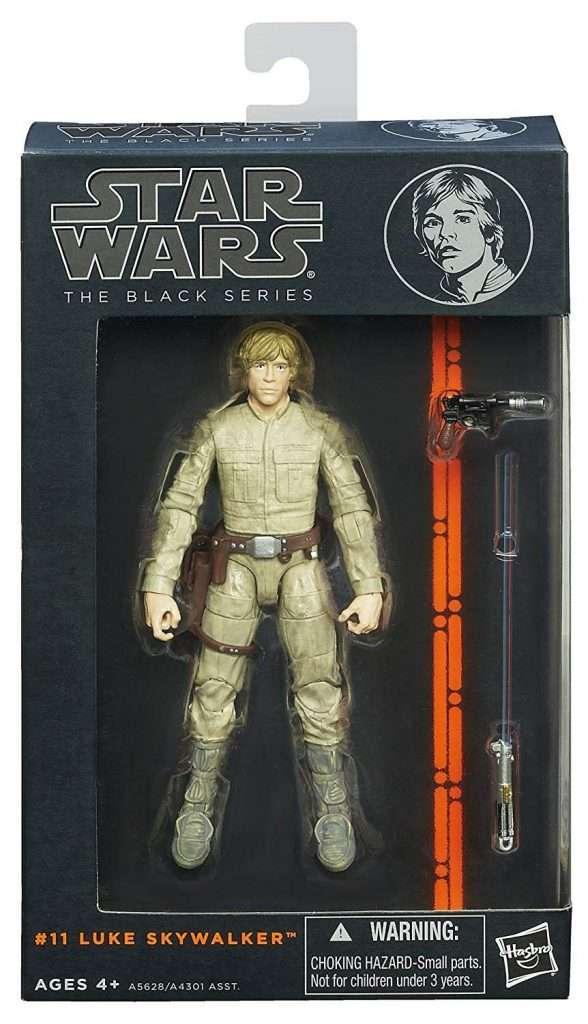 Black Series Luke Skywalker (Bespin fatigues)