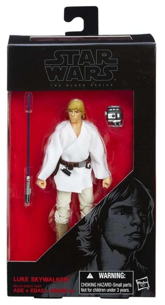 Black Series Luke Skywalker ( A New Hope)