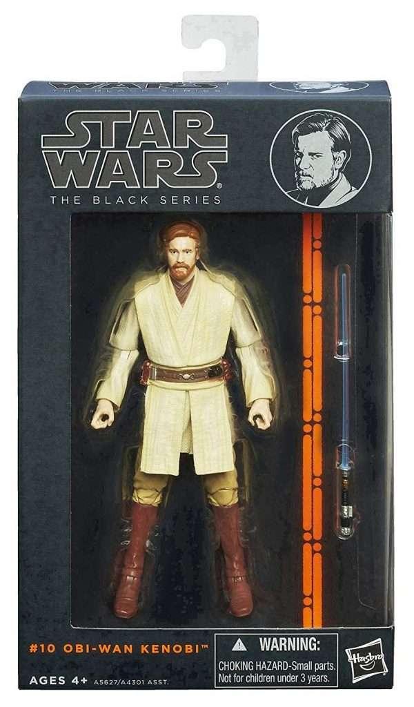Black Series Obi-Wan Kenobi (Revenge of the Sith)