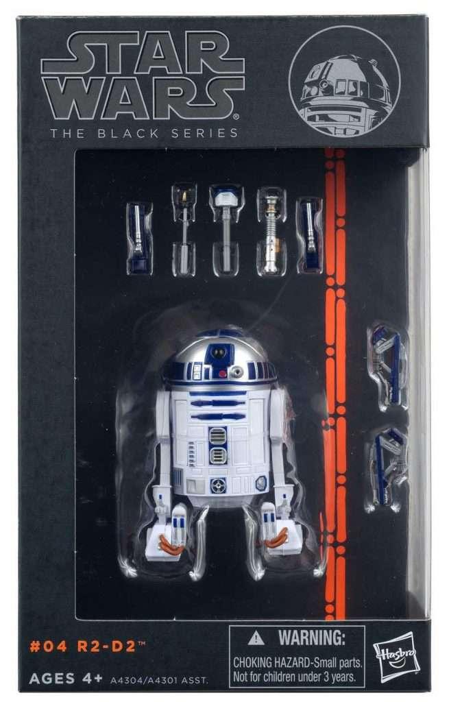 Black Series R2-D2