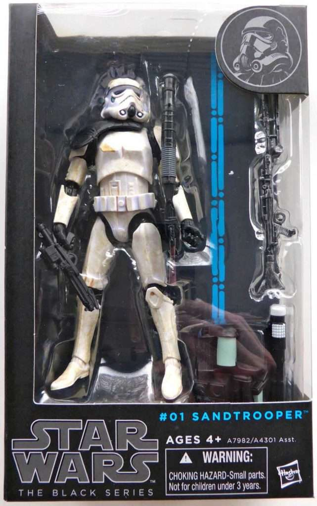 Sandtrooper Corporal