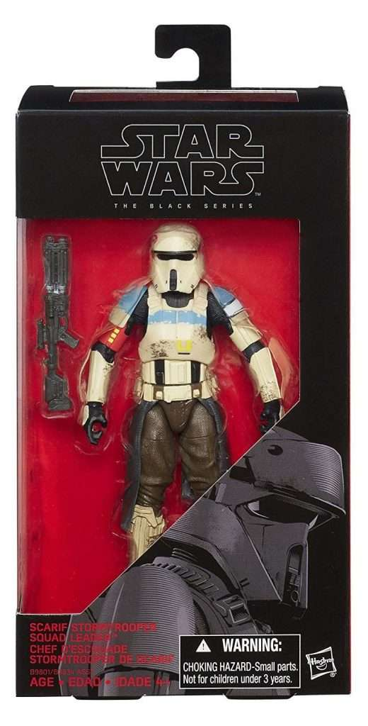 Black Series Scarif Stormtrooper Squad Leader