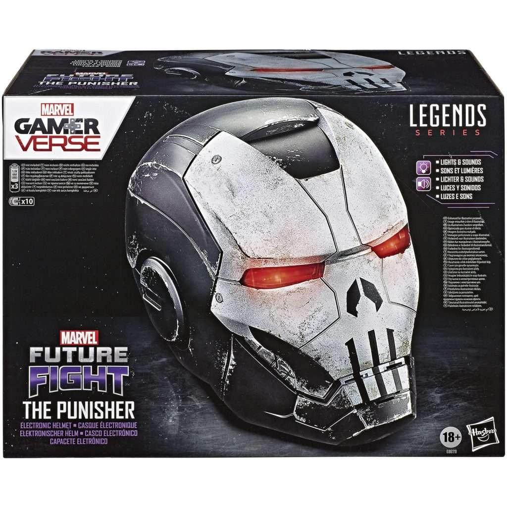 Marvel Legends Series The Punisher Helmet