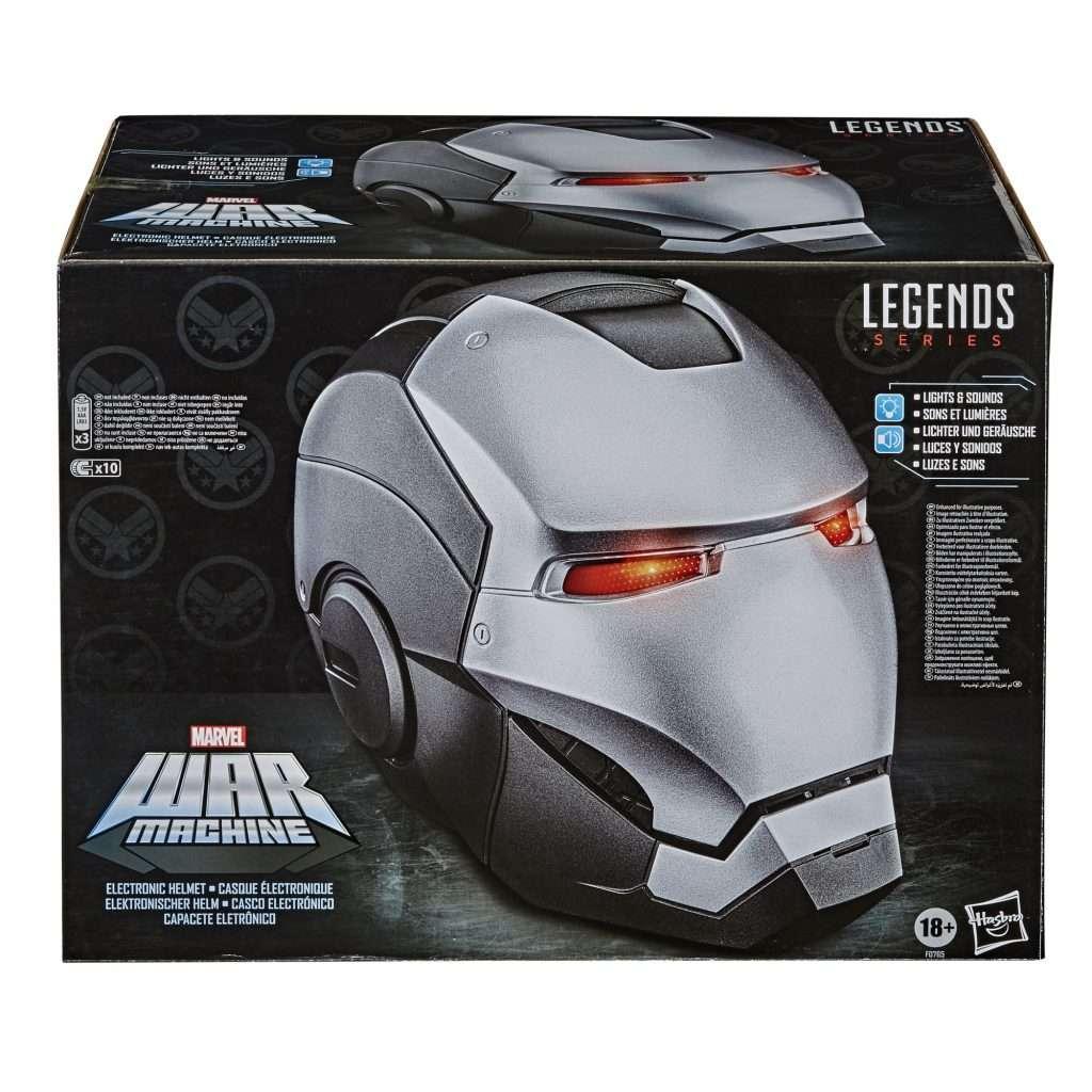 Marvel Legends Series War Machine Helmet