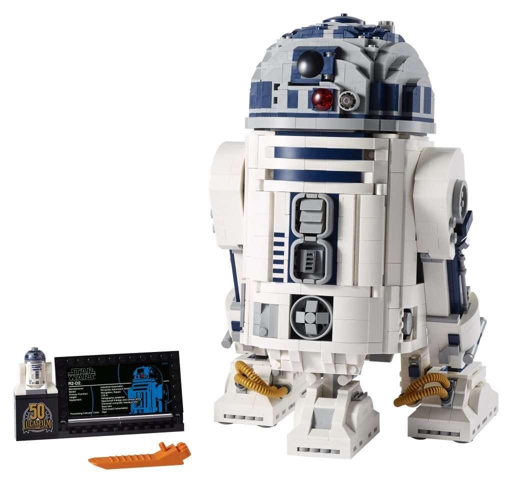 New LEGO Star Wars R2-D2