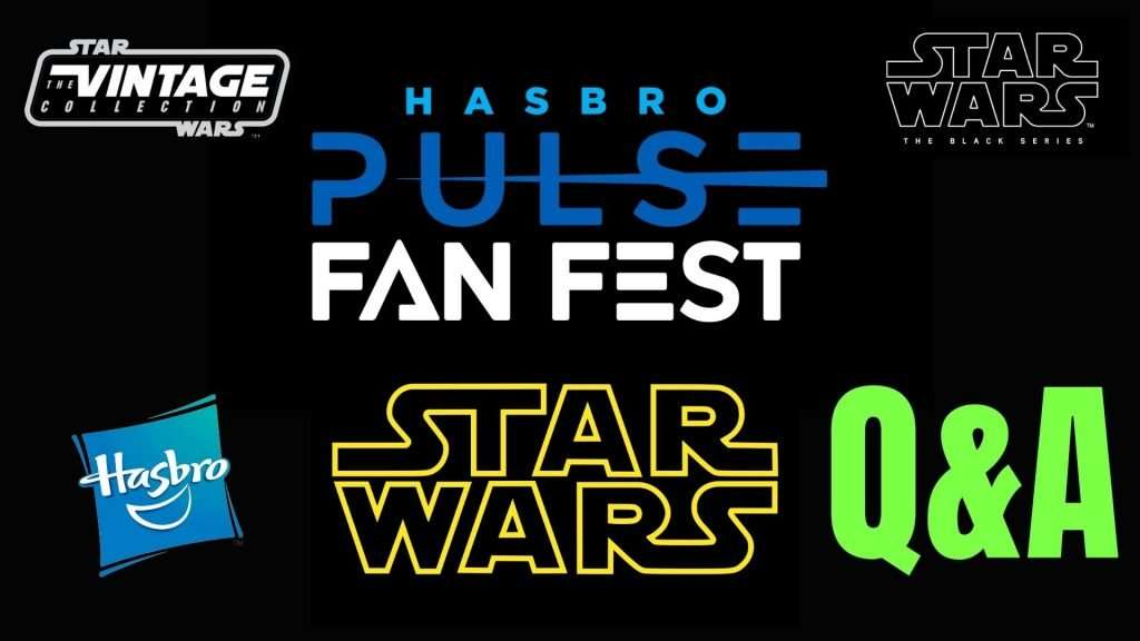 Hasbro Star Wars Brand Team Q&A April 2021
