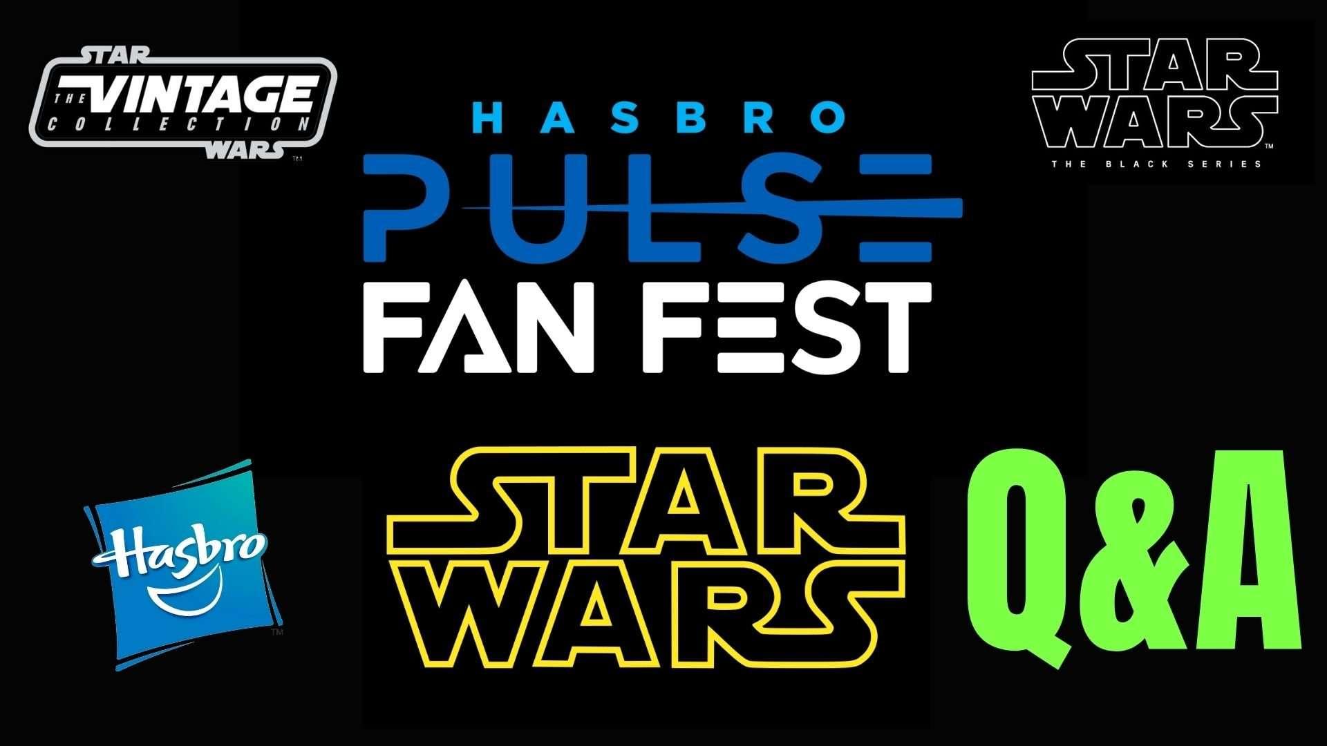 Hasbro Star Wars Brand Team Q&A April 2021
