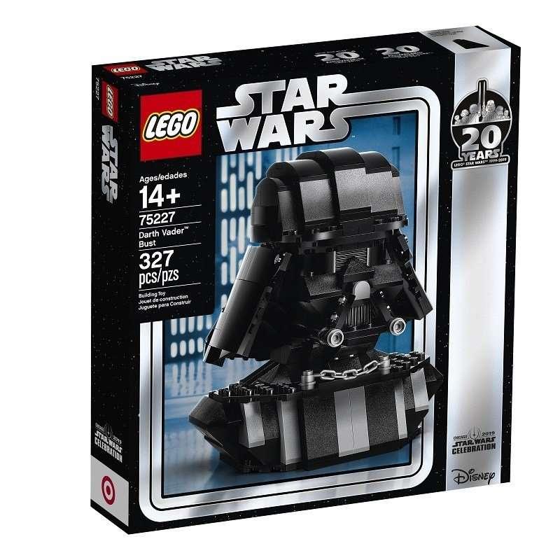 75227: Darth Vader Bust