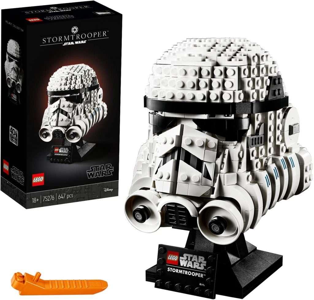 75276: Stormtrooper Helmet