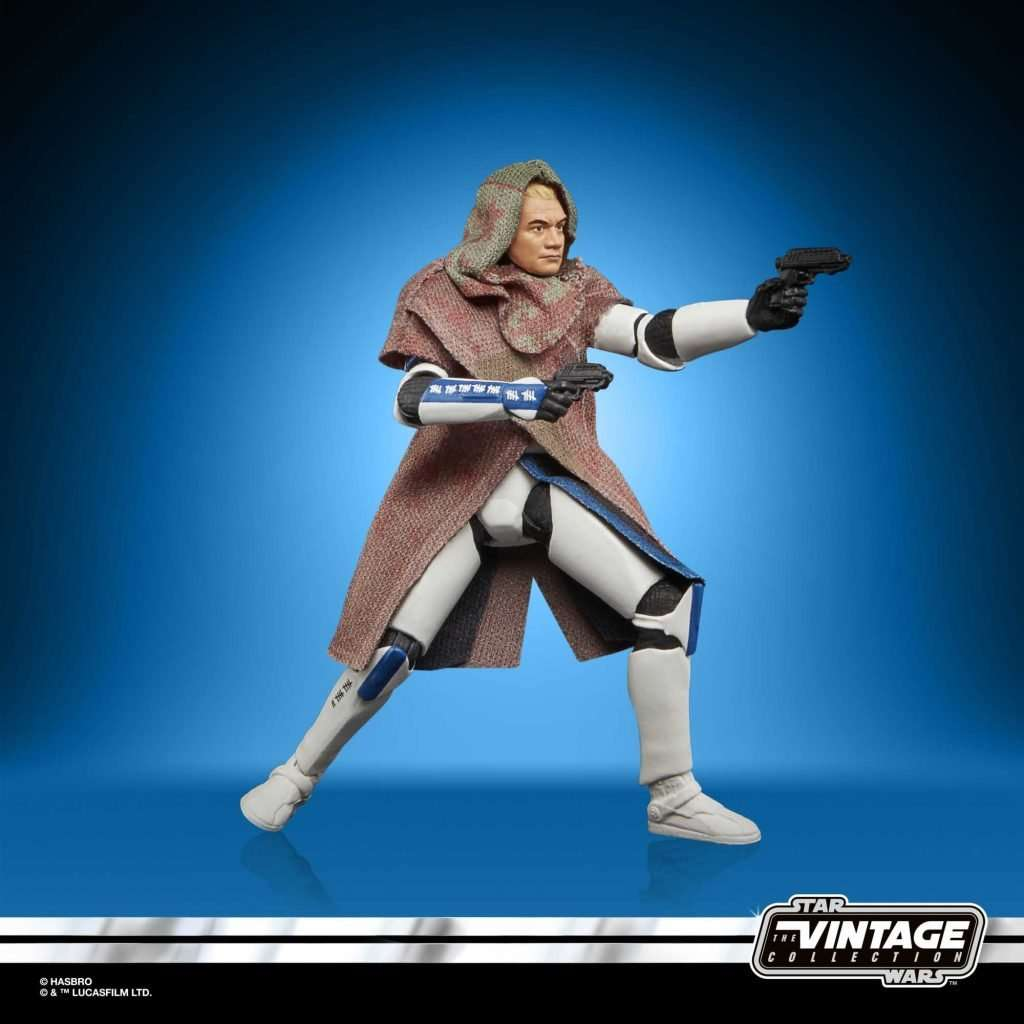TVC Bad Batch Captain Rex with hood