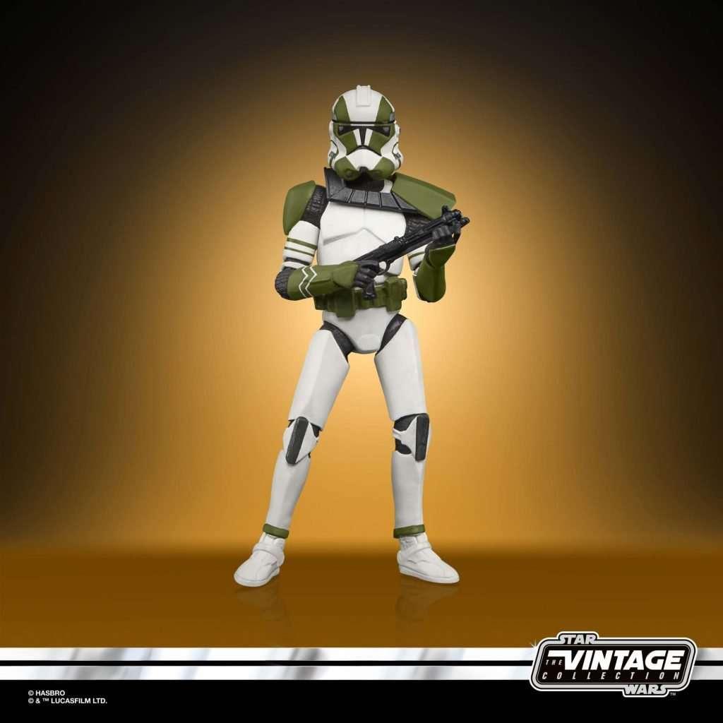 TVC Clone Captain Grey with helmet