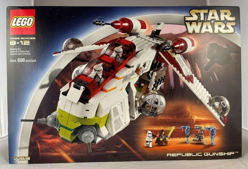 7163 - Republic Gunship