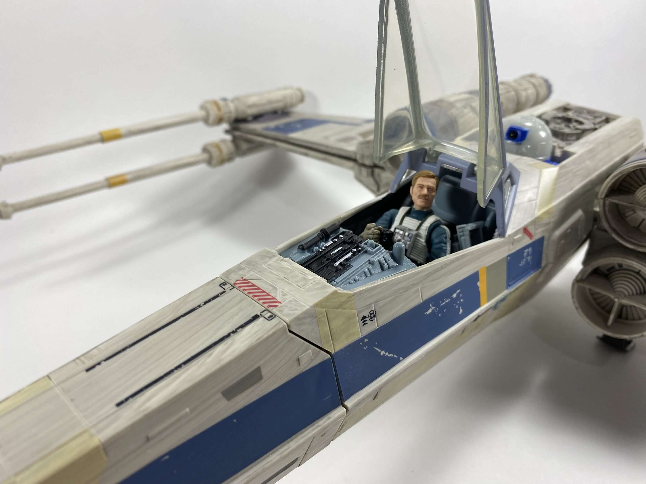 Star Wars The Vintage Collection Antoc Merrick's X-Wing Fighter