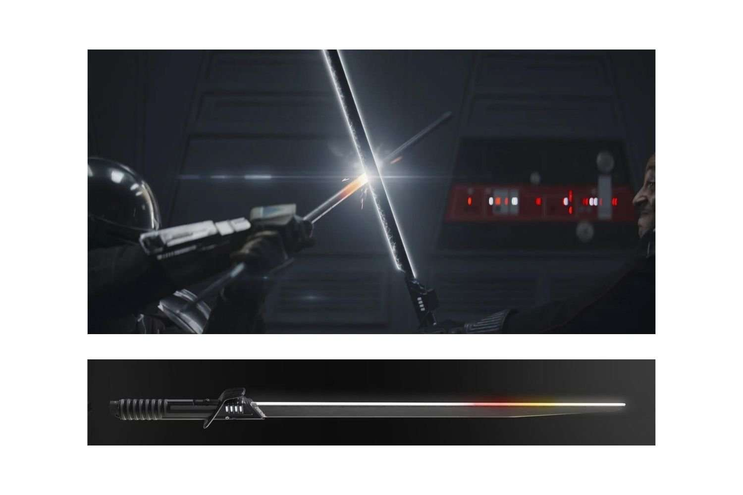 Black Lightsabers history and meaning