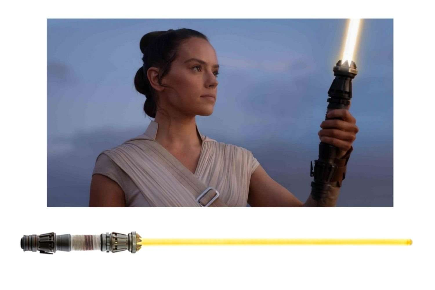 Yellow Lightsabers history and meaning